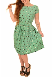 Pink Poodle Boutique Bee Skater Dress - Front cropped