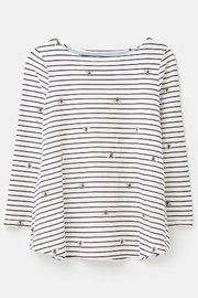 Joules Bee Stripe Swing Top - Other