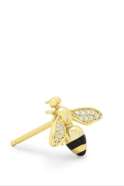 M Concept Shop Bee Stud Earrings - Front full body