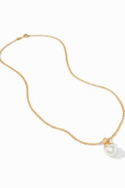 Julie Vos Bee w/ Pearl Pendant - Front full body