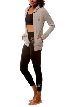 Shoptiques Product: Bee Strong Leggings