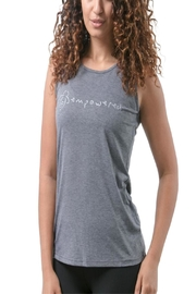 Bee Attitudes Empowered Openback Tank - Front cropped