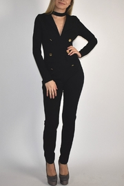 Bee Daring Couture Bee Daring Jumpsuit - Front cropped