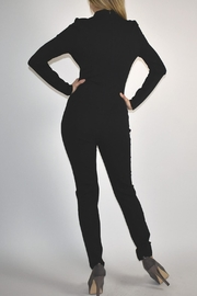 Bee Daring Couture Bee Daring Jumpsuit - Front full body