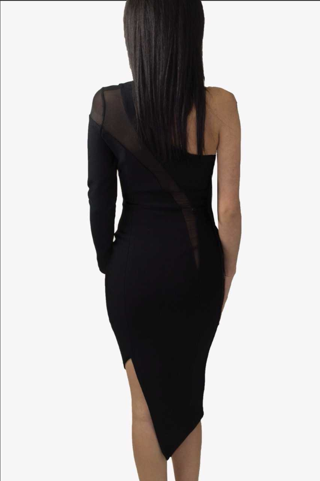 Bee Daring Couture Bee Daring Slit - Front Full Image