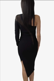 Bee Daring Couture Bee Daring Slit - Front full body