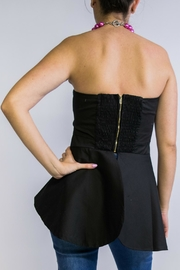 Bee Daring Couture Bee Daring Top - Back cropped