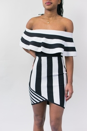 Bee Daring Couture Bee Daring Zebra - Front cropped