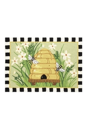 Peking Handicraft Beehive Hooked Rug - Product Mini Image