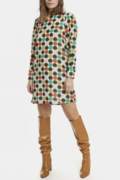 Compania Fantastica Beehive Smock Dress - Product List Image