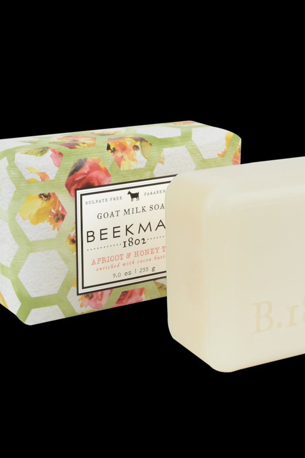 Beekman 1802 Apricot Honey Soap - Side Cropped Image
