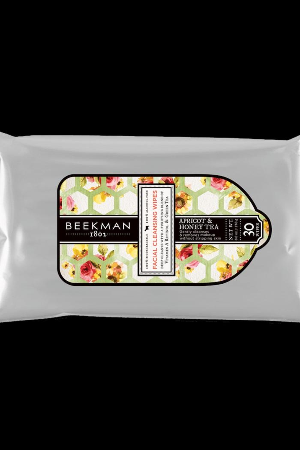 Beekman 1802 Facial Cleansing Wipes - Main Image