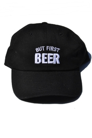 Minx Beer Baseball Cap - Product Mini Image