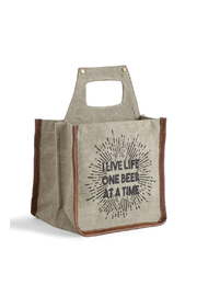 Mona B Beer Caddy - Front cropped