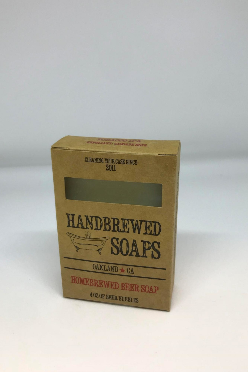 Handbrewed Soaps Beer Soap - Front Cropped Image