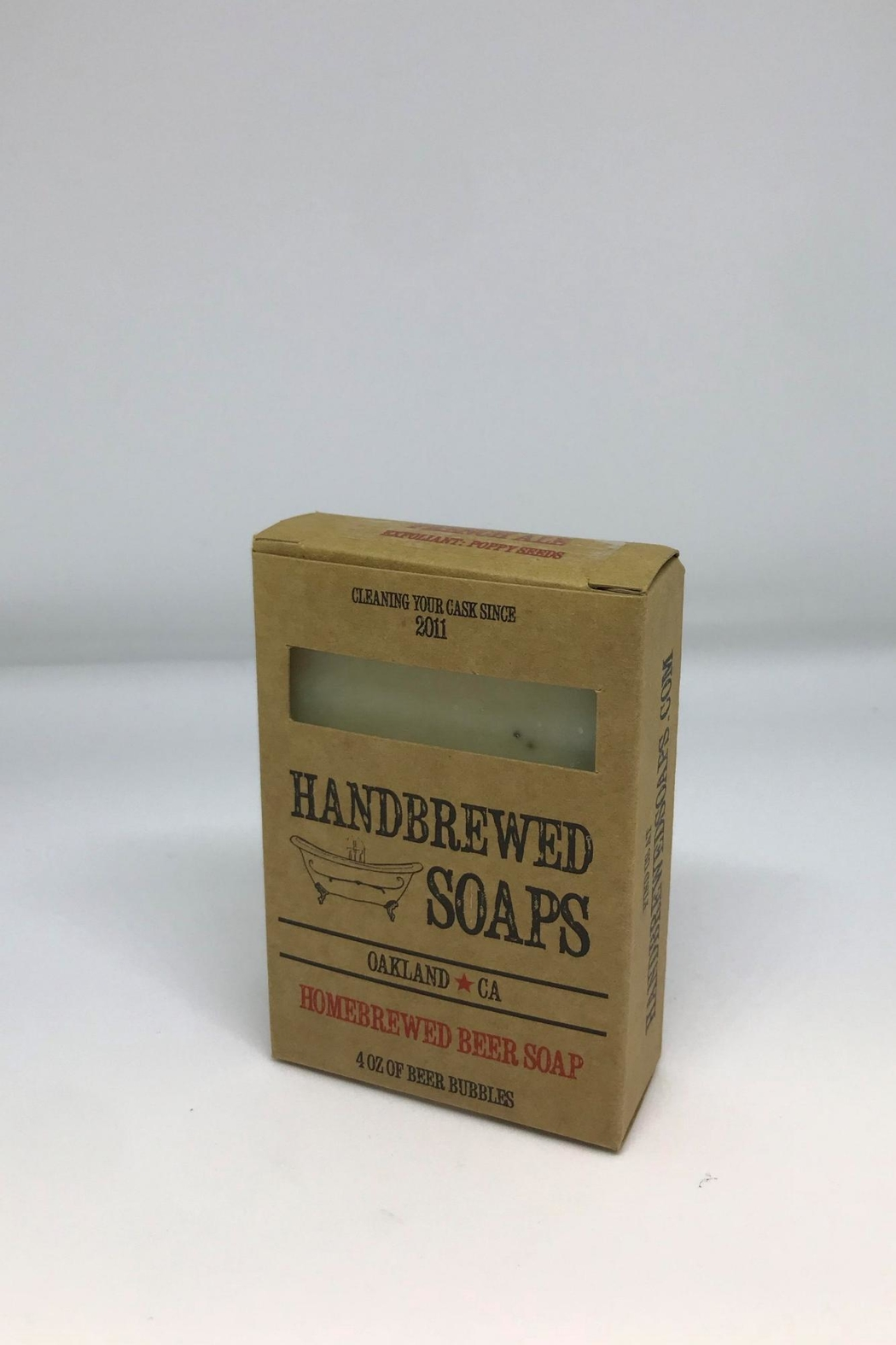 Handbrewed Soaps Beer Soap - Main Image