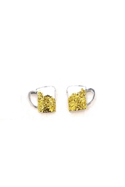 Wild Lilies Jewelry  Beer Stud Earrings - Product Mini Image