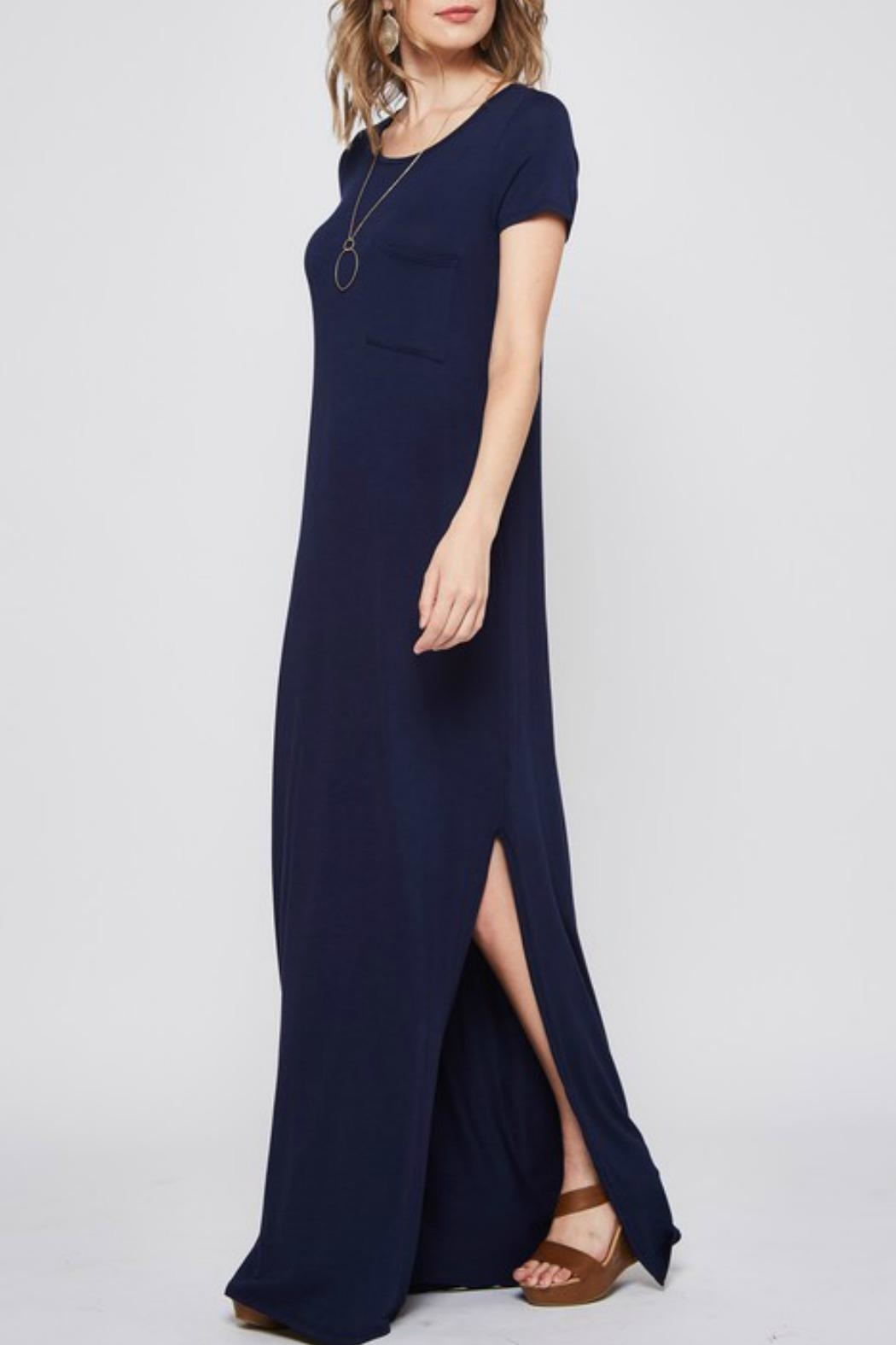 Beeson River Cece Tshirt Maxi - Front Full Image