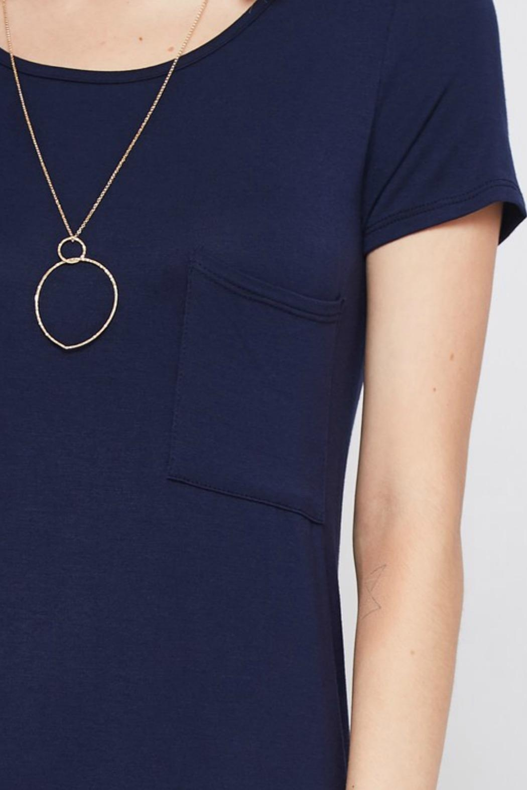 Beeson River Cece Tshirt Maxi - Side Cropped Image