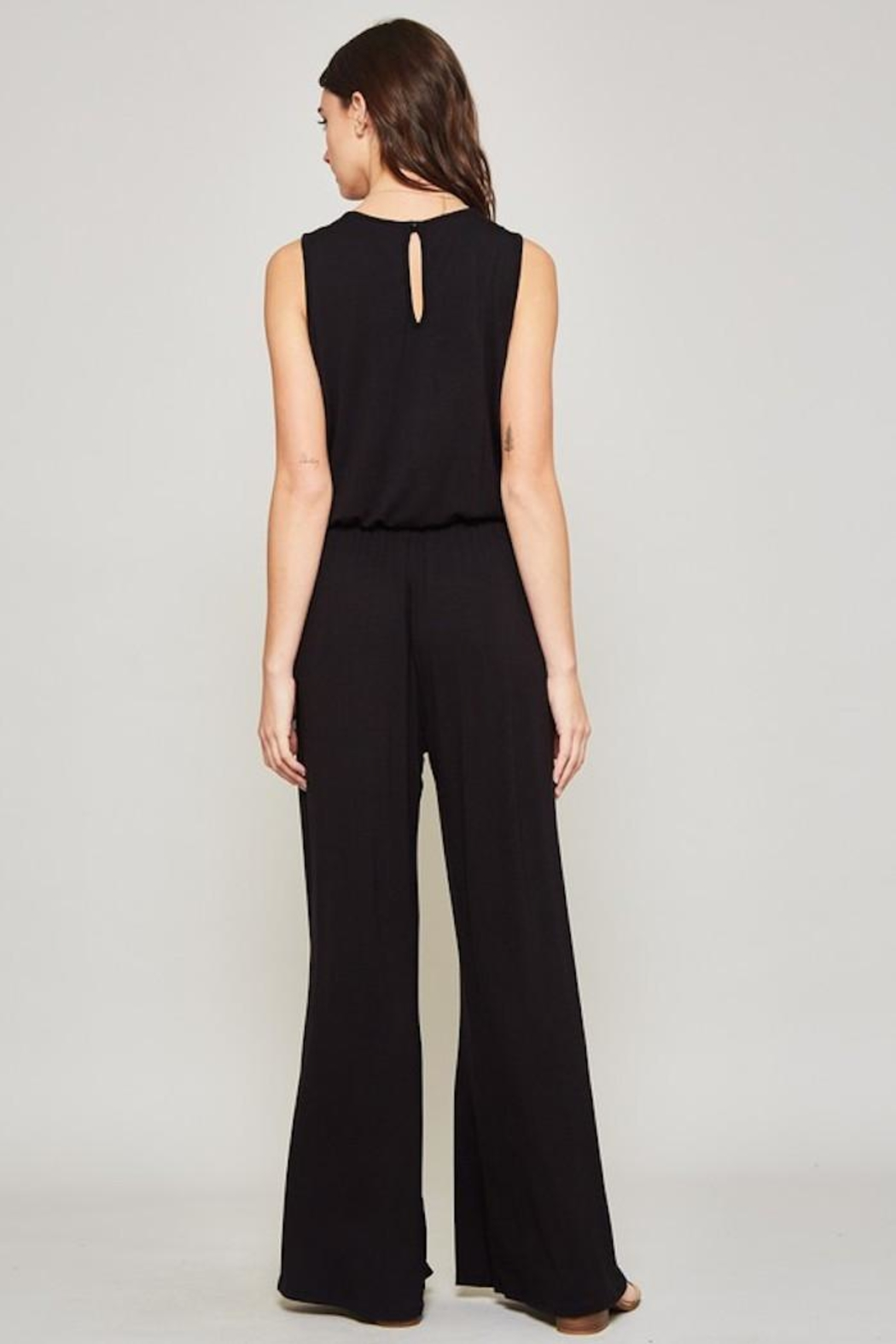 Beeson River Laid Back Jumpsuit - Side Cropped Image