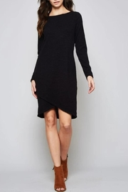 Beeson River Solid Sweater Dress - Front cropped