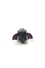 Lets Accessorize Beetle Brooch - Product Mini Image