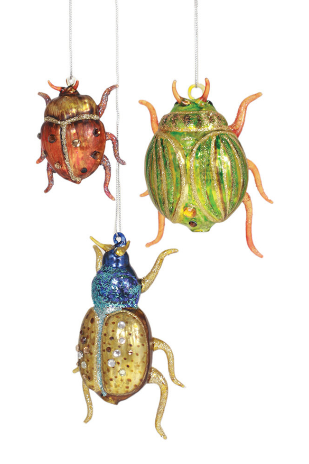 Cody Foster Beetle Ornament - Front Cropped Image