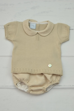 Granlei 1980 Beige Baby Outfit - Product List Image