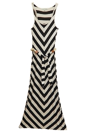 ALMOST FAMOUS Beige Black Maxi - Product Mini Image