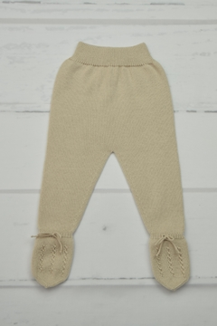 Granlei 1980 Beige Knitted Outfit - Alternate List Image