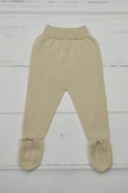 Granlei 1980 Beige Knitted Outfit - Side cropped