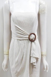 Chikas Beige Mini Dress - Product Mini Image