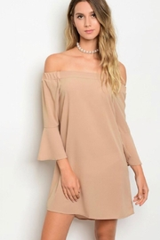 Available Beige Off Shoulder - Product Mini Image