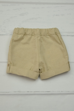 Granlei 1980 Beige Shorts - Alternate List Image