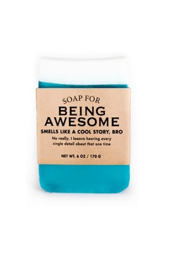Shoptiques Product: Being Awesome Soap