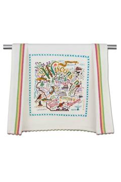 Catstudio Wisconsin Dishtowel - Product List Image