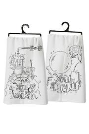 Bekah Kate's (Kitchen, Kids & Home) Floursack Dishtowel - Product Mini Image