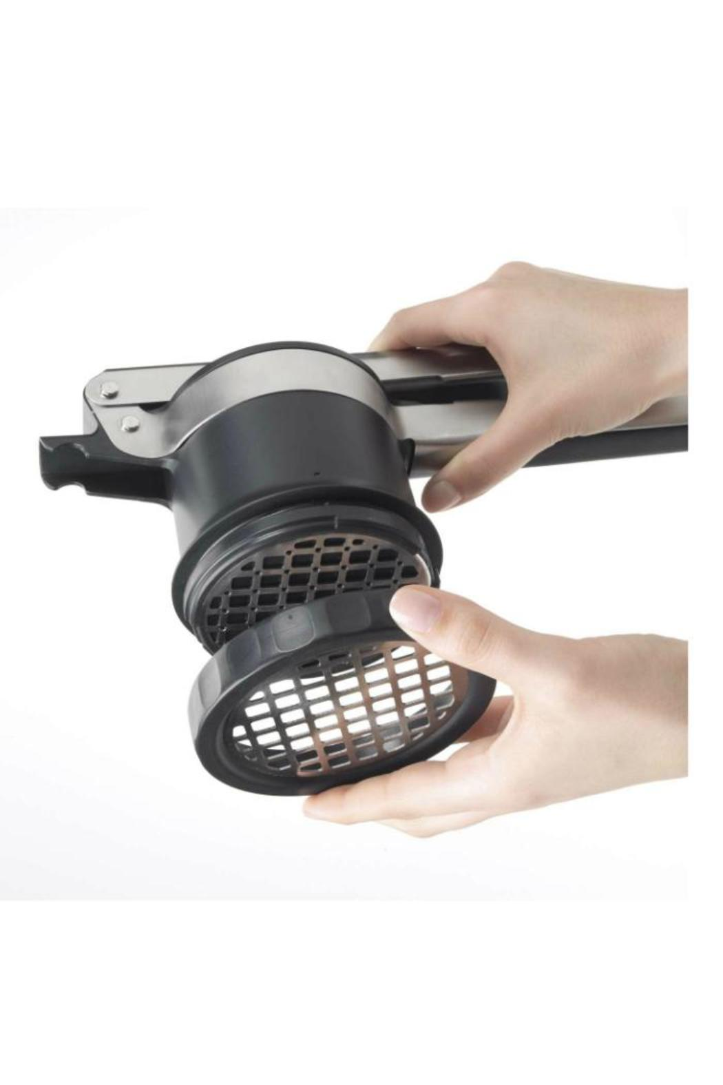 OXO 3-In-1 Potato Ricer - Back Cropped Image