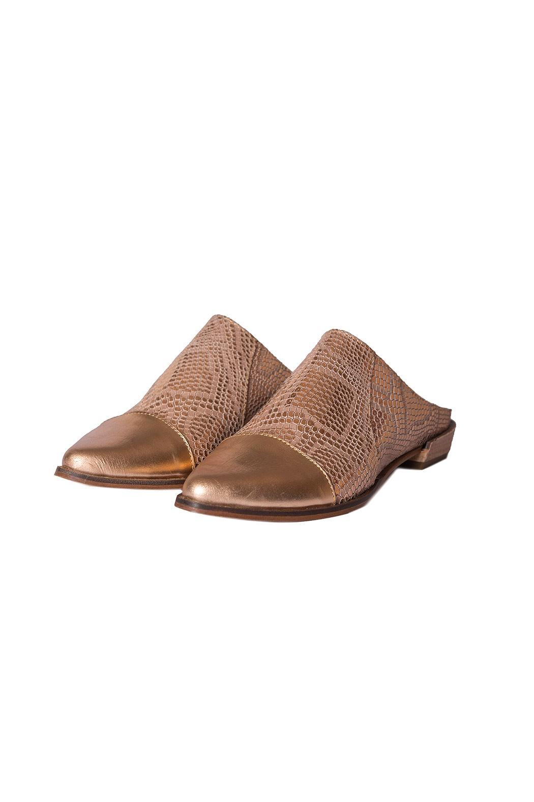 Bel Carril Charlize Mule - Front Full Image