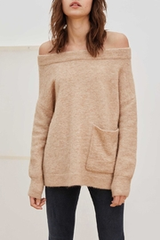 Charli Bela Wool Sweater - Product Mini Image