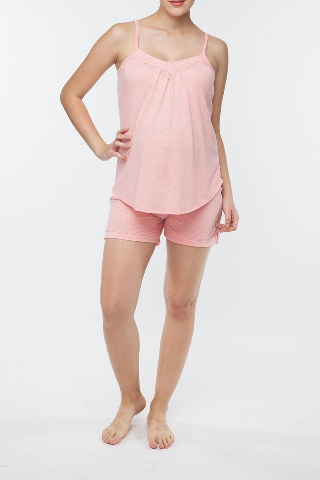 Belabumbum Nursing Loungewear Set - Main Image