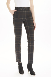 I Love Tyler Madison Belfast Plaid Trouser - Front cropped