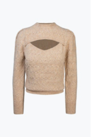 Greylin  Belgium Open Front Sweater - Front cropped
