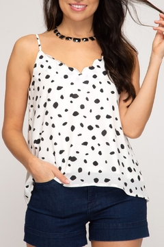 Shoptiques Product: Believe In Yourself Top