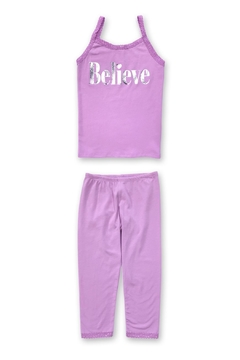 Esme Believe Pj Set - Alternate List Image