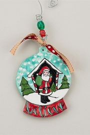 Glory Haus Believe Santa Ornament - Product Mini Image