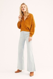 Free People Bell Bottom Jeans - Product Mini Image