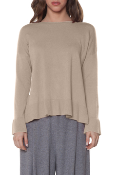 Baci Bell Cuff Sweater - Product List Image