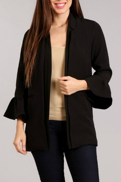 Shoptiques Product: Bell Sleeve Blazer