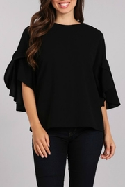 Blvd Bell Sleeve Blouse - Product Mini Image